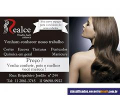 Realce Studio Hair