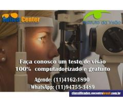 Optica Center - Exame de Vista