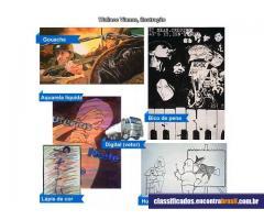 Wallace Vianna Ilustrador freelancer