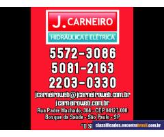 J Carneiro - Hidráulica e Elétrica