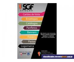 SGF Criação e Produção Gráfica