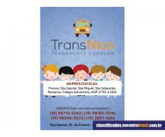 Claudemir Transporte Escolar