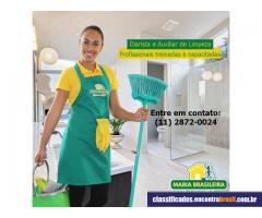 Maria Brasileira Diaristas Profissionais