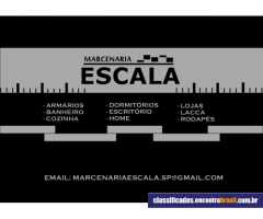 Marcenaria Escala