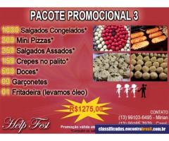 Help Fest - Pacote Para Festa