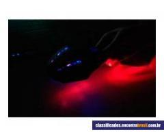 Vendo Super Mouse optico Gamer profissional 6d 6 Botões