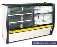 Oferta - Balcão Refrigerado Para Bebidas 1.50m Vidro Reto (temperado)