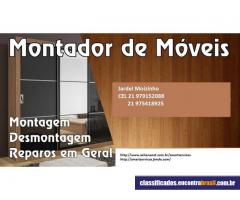 Montador de Moveis Jardel