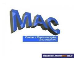 MAC Vendas e Representações