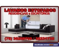 SADALA LAVAGEM A SECO DE ESTOFADOS