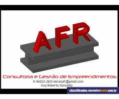 AFR Consultoria e Gestão de Empreendimentos