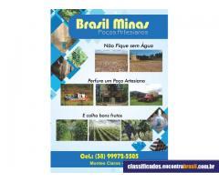 Brasil Minas Poços Artesiano