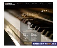Eliane Gerbassi - Aula de Piano