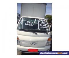 Vendo Hyundai HR 2010 Baú