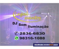 DJs Legal Festas