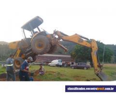 Vendo Retro Escavadeira 2013