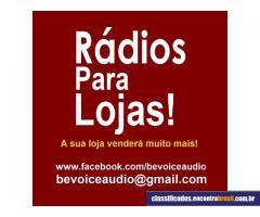 Locutor Comercial e áudios para carros de som