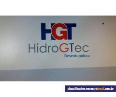 Desentupidora Hidrogtec