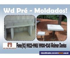 Wd Pre Moldados!
