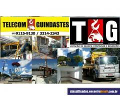 Telecom Guindastes