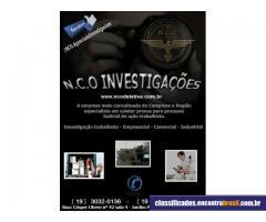 NCO Detetive