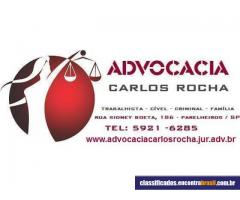 Advocacia Carlos Rocha