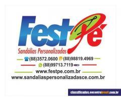 Fest Pé - Sandálias Personalizadas
