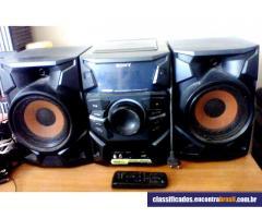 Vendo Mini System Sony Genezi MHC-EX66
