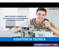 Assistência Técnica Fatorshop