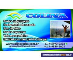 Colina Redes
