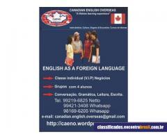 CURSOS DE IDIOMAS CANADIAN ENGLISH OVERSEAS - CAENO