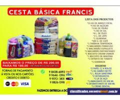 CESTA BASICA FRANCIS