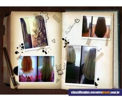 Heloísa - Alongamento de cabelos a domicilio