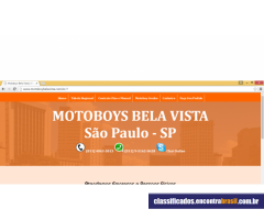 MotoboySP - Motoboy Barato é Aqui!
