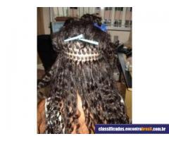 Dulcilene Aplicacao de mega hair