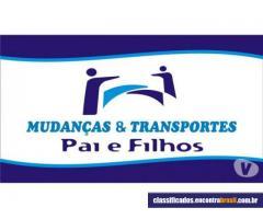 Mudanças e Transportes Pai e Filhos