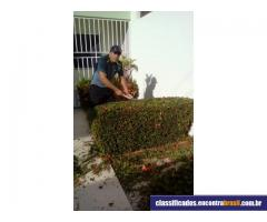 José Jardinagem e Servente de Obras