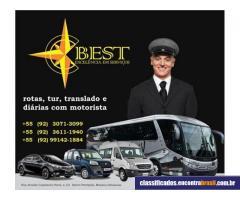 BEST TRANSPORTES ESPECIAIS