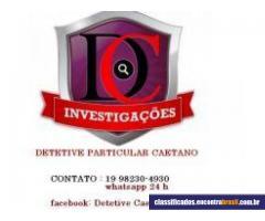 Detetive Particular Caetano