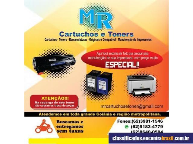 MR CARTUCHOS E TONERS