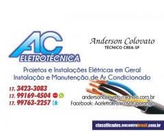 Anderson Colovato Instalações Elétricas