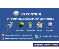 SG CONTROL INFORMATICA